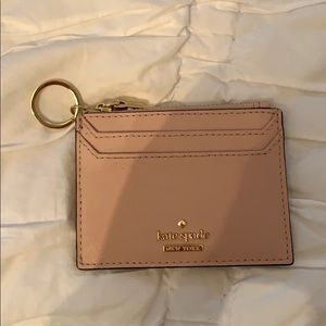 Kate spade coin/card purse